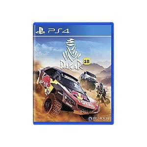 Dakar 18 - Usado - PS4