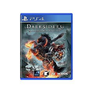 Darksiders: Warmastered Edition - Usado -  PS4