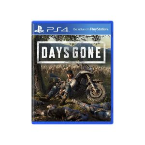 Days Gone - Usado - PS4