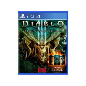 Diablo III Eternal Collection - Usado -  PS4