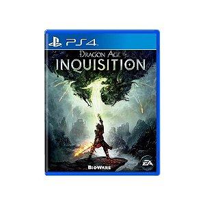 Dragon Age Inquisition - Usado -  PS4