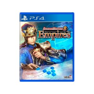 Jogo Dynasty Warriors 8: Empires - |Usado| - PS4