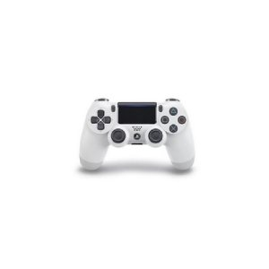 Controle Sony Dualshock 4 Branco - PS4