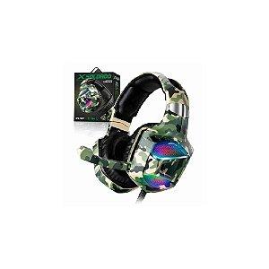 Headset Camuflado X Soldado GH-X2700 - PS4