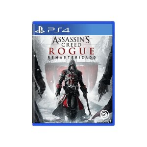 Assassin's Creed Rogue Remasterizado - PS4