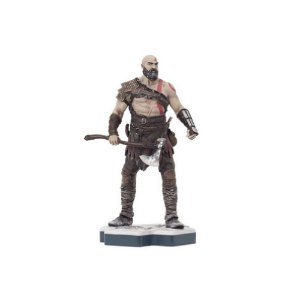 Boneco Kratos 07 God of War - Totaku