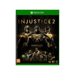 Jogo Injustice 2 (Legendary Edition) - Xbox One
