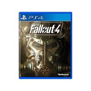 Fallout 4 - Usado - PS4