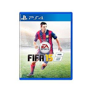 FIFA 15 - Usado - PS4