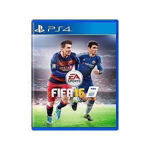 Promoção FIFA 16 - Usado - PS4