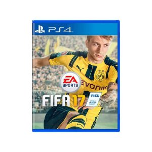 FIFA 17 - Usado - PS4