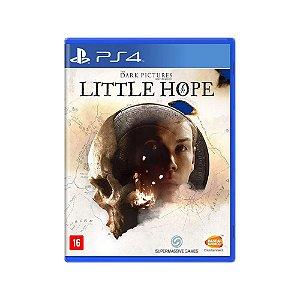 The Dark Pictures Anthology: Little Hope - Pré-venda - PS4