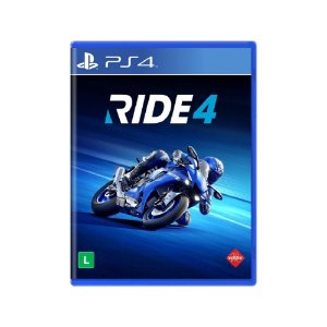 Ride 4 - Pré-venda - PS4