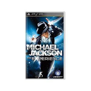 Michael Jackson: The Experience - Usado - PSP