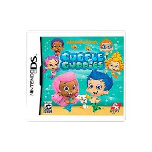 Bubble Guppies - Usado - DS