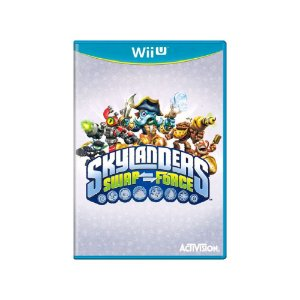 Skylanders Swap Force - Usado - Wii U
