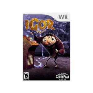 Igor The Game - Usado - Wii
