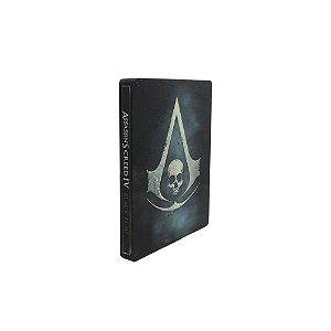 Assassin's Creed IV: Black Flag Steelbook + Artbook - Usado - PS3