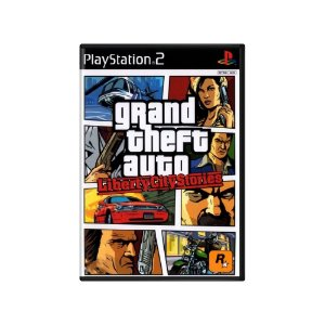 Grand Theft Auto Liberty City Stories (GTA) - Usado - PS2