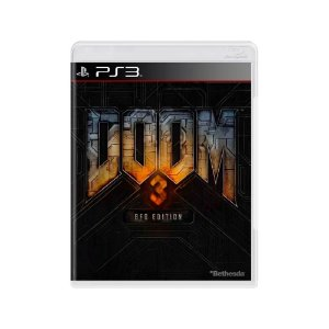 Doom 3 (BFG Edition) - Usado - PS3
