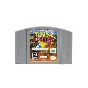 Pokémon Stadium - Usado - N64