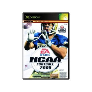 NCAA Football 2005 / Top Spin - Usado - Xbox