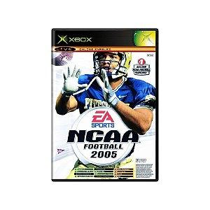 NCAA Football 2005 / Top Spin - Usado - Xbox