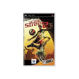 FIFA Street 2 (Sem Capa) - Usado - PSP