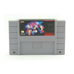 Tetris 2 - Usado - SNES