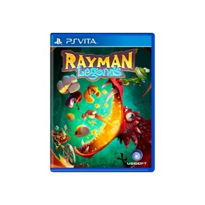 Rayman Legends (Sem capa) - Usado - PS Vita