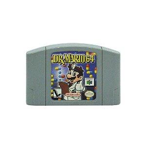 Dr. Mario 64 - Usado - N64