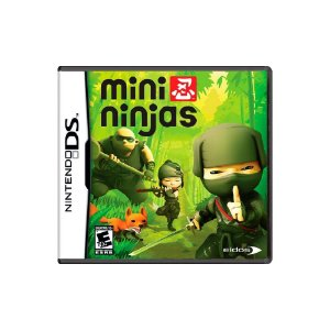 Mini Ninjas - Usado - DS