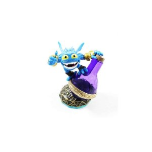 Boneco Skylanders Swap Force Super Gulp Pop Fizz - Usado