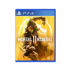 Mortal Kombat 11 - Usado - PS4