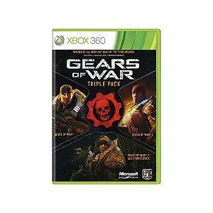 Gears of War: Triple Pack - Xbox 360