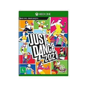 Just Dance 2021 - Pré-venda - Xbox One