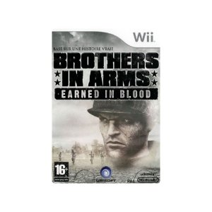 Brothers in Arms Earned in Blood - Usado - Wii