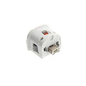 Adaptador Wii Motion Plus Branco - Usado - Wii