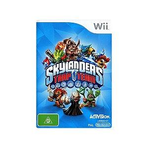 Skylanders Trap Team - Usado - Wii