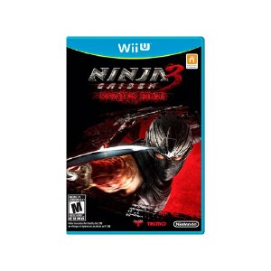 Ninja Gaiden 3: Razors Edge - Usado - Wii U