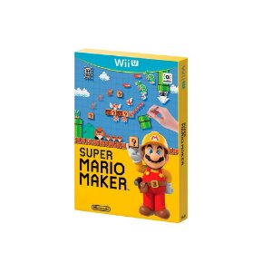 Super Mario Maker + Artbook - Usado - Wii U