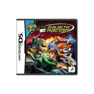 Ben 10: Galactic Racing (Sem capa) - Usado - DS