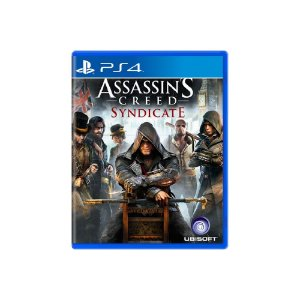 Assassin's Creed Syndicate - Usado - PS4