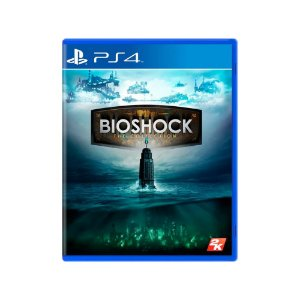Bioshock: The Collection - Usado - PS4