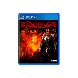 Bound By Flame - Usado - PS4