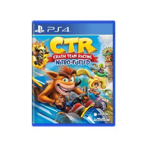 Crash Team Racing Nitro-Fueled - Usado - PS4