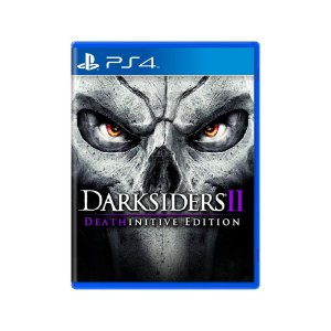 Darksiders II (Deathinitive Edition) - Usado - PS4