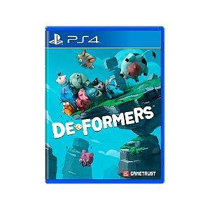 Deformers - Usado - PS4