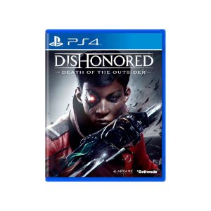 Dishonored Death of the Outsider - Usado - PS4