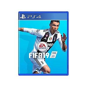 FIFA 19 - Usado - PS4